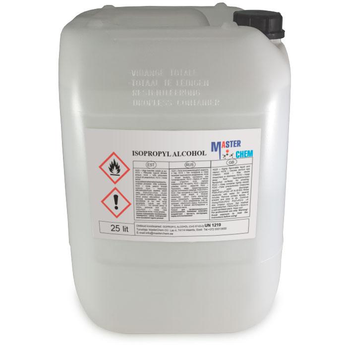 Isopropyl Alcohol 25l MaterChem