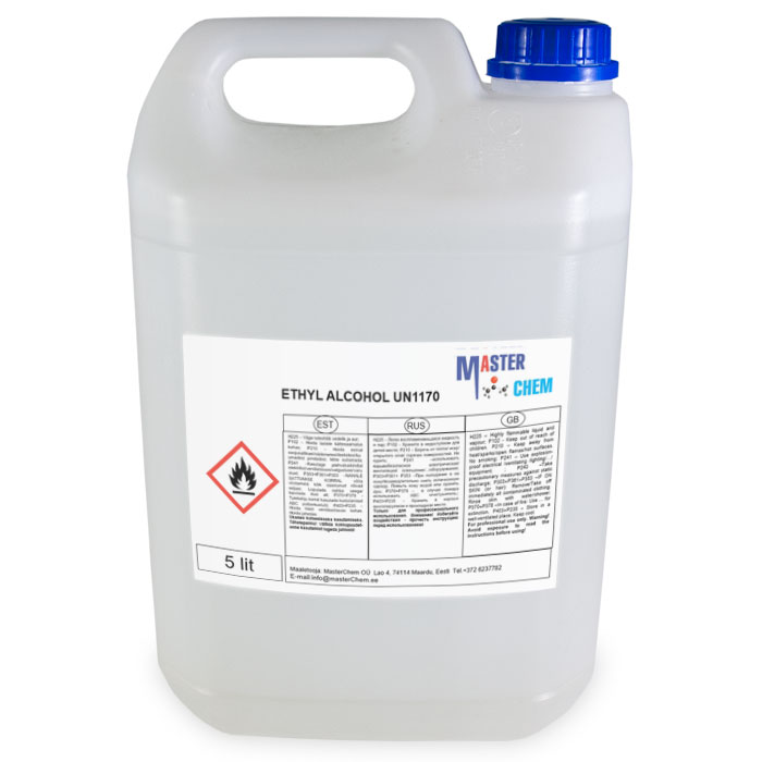 Ethyl alcohol 5l MaterChem