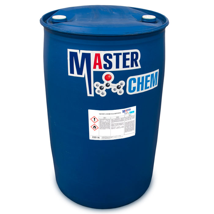Metyyli-isobutyyliketoni 200l MaterChem