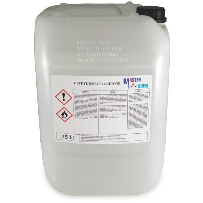 Metyyli-isobutyyliketoni 25l MaterChem