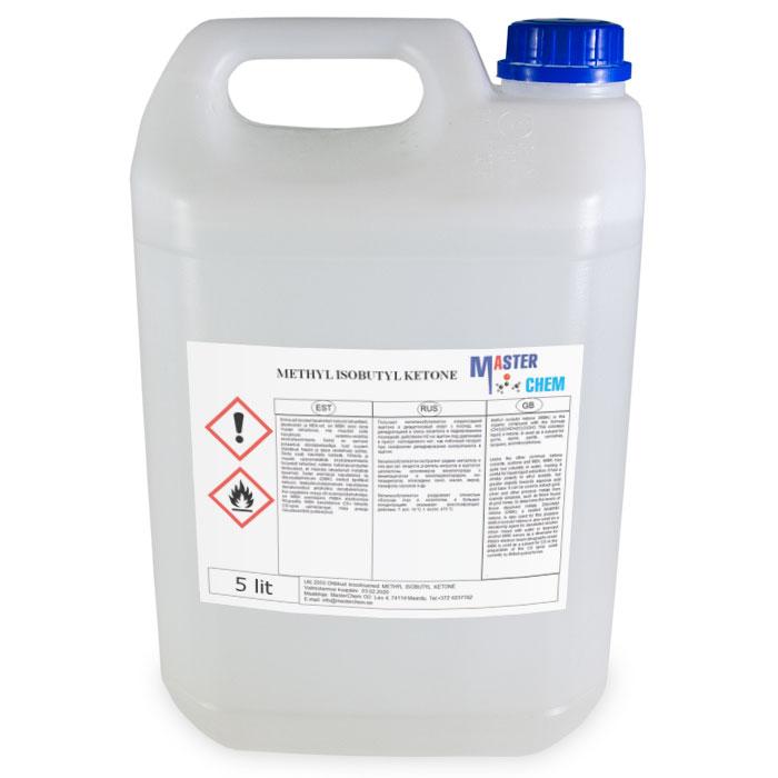 Metyyli-isobutyyliketoni 5l MaterChem