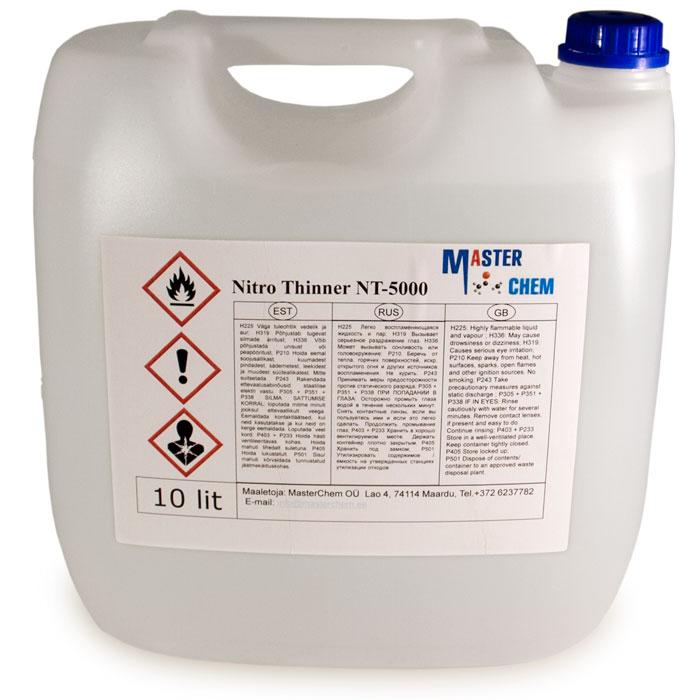 Nitro Thinner NT-5000 10l MaterChem