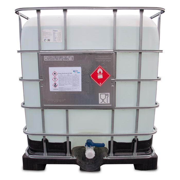 Thinner Butylacetate BT-5090 1000L
