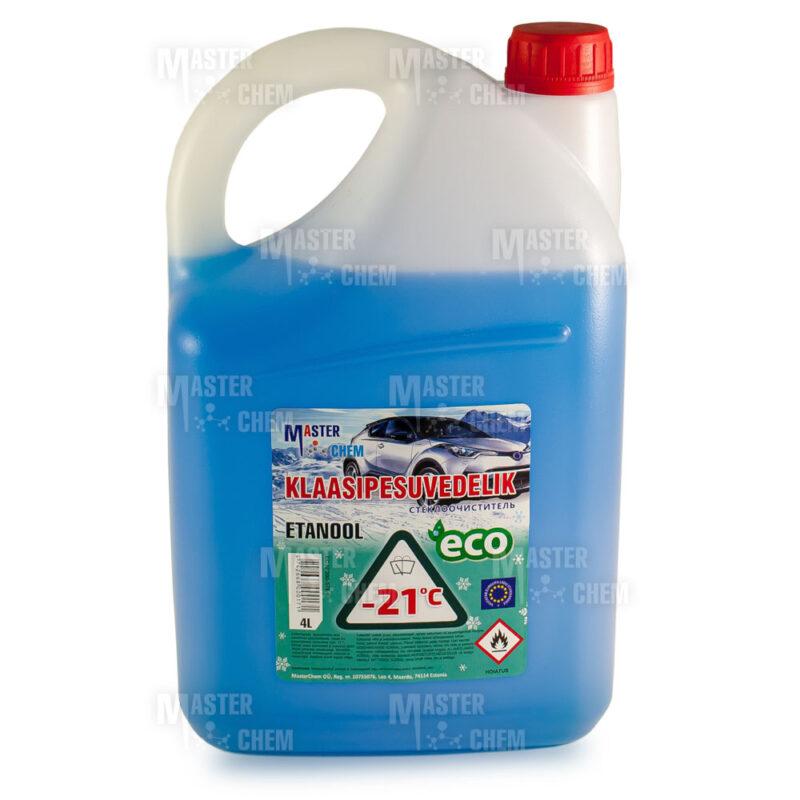 Windscreen Washer Winter MasterChem 4 liters