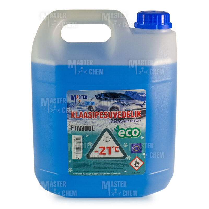 Windscreen Washer Winter MasterChem 4 liters 2