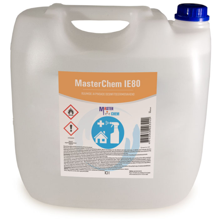 MasterChem IE80 desinfiointiaine 10L
