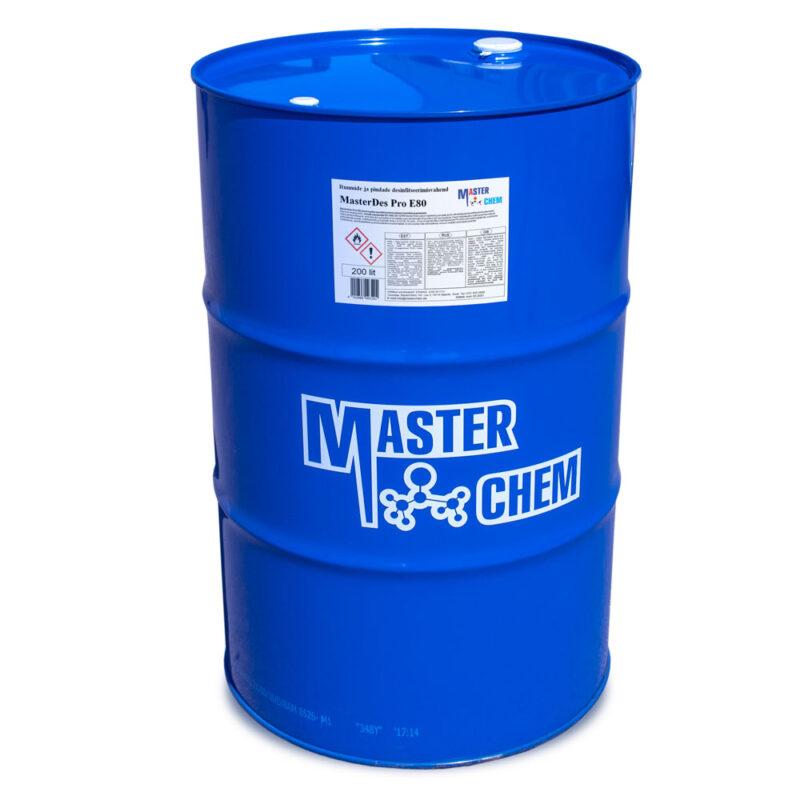 MasterDes Pro E80 200l MaterChem