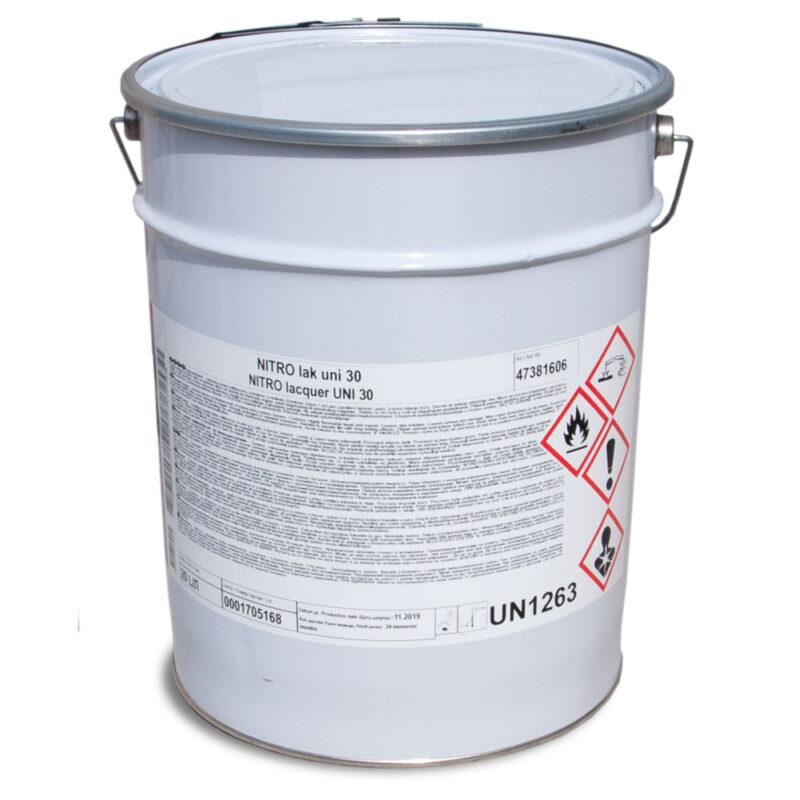 Industrial Nitro Lacquer Universal 20L
